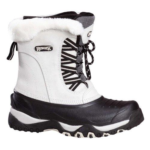 Ranger Womens A426 White Snow Boot (10)