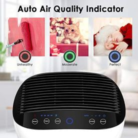 Air-Purifier-Large-Room-495-Sq-Ft-Home-Smart-Air-Purifier-with-Air-Quality-SensorTrue-HEPAReomove-9997-Odor-Pollen-Dust-Smoke-for-Allergies-and-Pets-Room-Air-Cleaner-for-Bedroom-Sleep-Mode