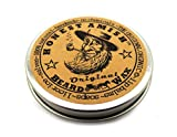 Honest Amish Original Beard Wax - Made from Natural and Organic Ingredients