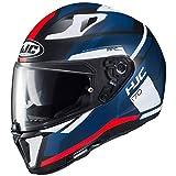HJC I 70 Elim Men's Street Motorcycle Helmet - MC-1SF / Medium