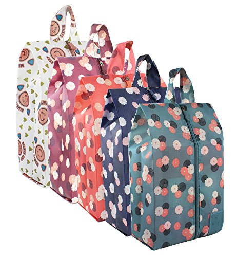 Zmart Portable Shoe Bags for Travel...