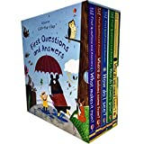 Lift-the-flap FIRST Questions and Answers Boxset