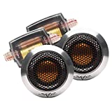 Skar Audio SPX-T 1-Inch 320 Watt Max Power Elite Neodymium Aluminum Dome Tweeters - Pair