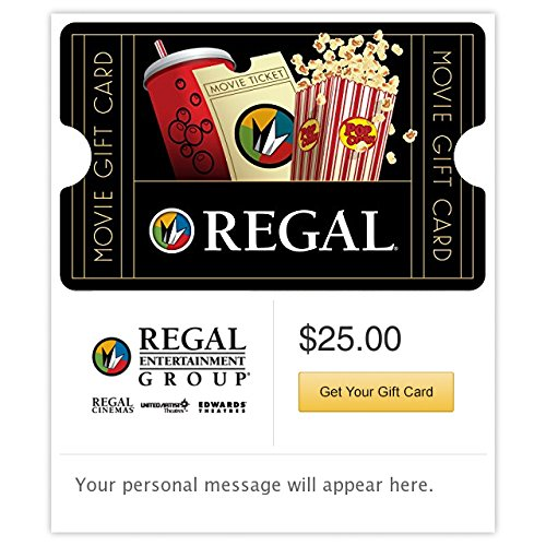 regal cinemas gift cards e mail delivery