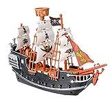 Rhode Island Novelty - Pirate Boat Playset