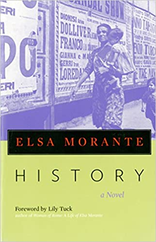 History Elsa Morante Mother's Day books for adults