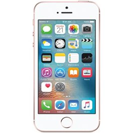 Apple iPhone SE, 1st Generation, 64GB, Rose Gold – For AT&T / T-Mobile (Renewed)
