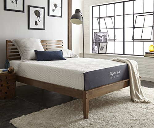 Hybrid Memory Foam Mattress by Perfect Cloud (Full) - Experience The Soft Touch of Memory Foam with The Comforting Support of a Spring Mattress