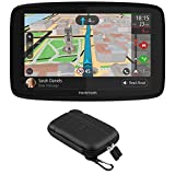 TomTom GO 520 GPS 5' Touch Screen (US-CAN-MEX) with Protect and Stow Case