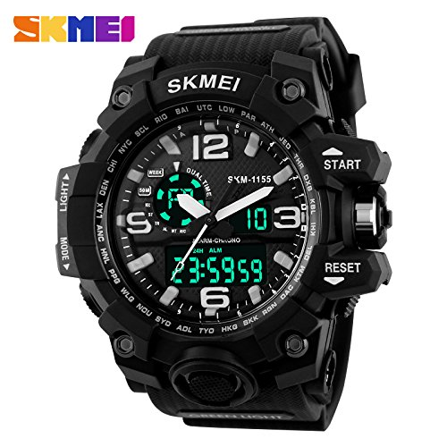SKMEI Analogue Digital Watch