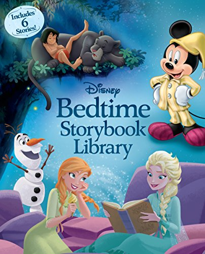 Bedtime Storybook Library (Disney Storybook Collections)