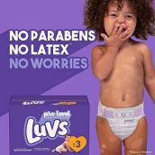 Luvs Ultra Leakguards Disposable Baby Diapers 2