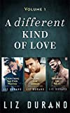 A Different Kind of Love: Volume 1: Books 1 - 3
