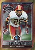 Darrell Green football card (Washington Redskins, Hall of Fame) 2008 Topps Chrome #HOFDG