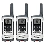 Motorola T260TP Talkabout Radio, 3 Pack