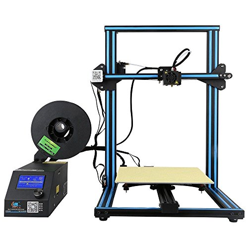 Official Creality 3D CR-10 3D Printer with Heated Bed and Large Build...