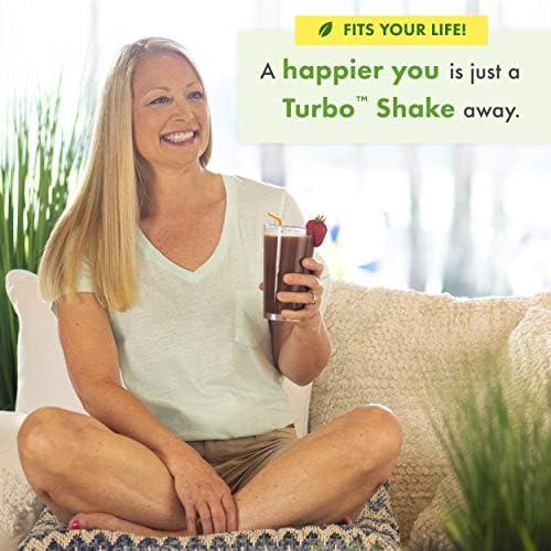 Nutrisystem® Turbo Shake Chocolate Fudge Probiotic, 20 ct 4