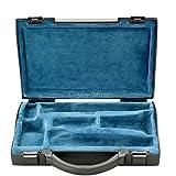 Sky Lightweight CLHC003 ABS Sturdy Clarinet Case Black/Blue