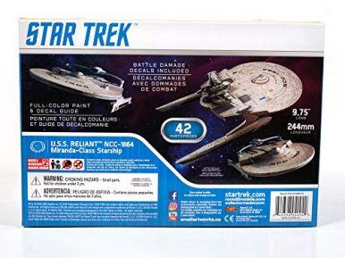 Polar-Lights-Star-Trek-USS-Enterprise-Reliant-Wrath-of-Khan-Edition-1000-Scale-Set-Prop-Replica-Model-Kit