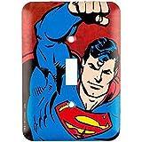 DC Comics Superman Wall Light Switch Cover