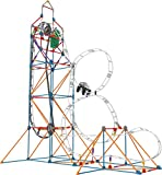K'NEX - Looping Light-Up Roller Coaster Building Set - 448 Pieces - Ages 7+ - Construction Educational Toy