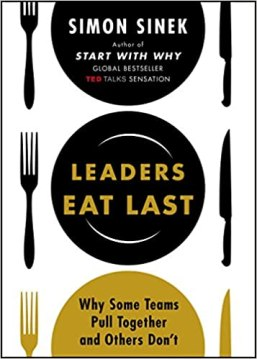 Leaders Eat Last: Why Some Teams Pull Together and Others Don't:  Amazon.co.uk: Sinek, Simon: 8601300364124: Books