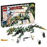 LEGO Ninjago Movie Green Ninja Mech Dragon 70612 Ninja Toy with Dragon Figurine Building Kit (544 Piece)