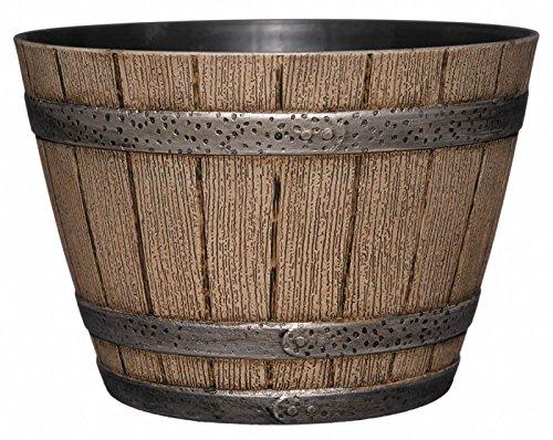 GAREDENGOODZ-74-Whiskey-Barrel-Planter-9-Distressed-Oak