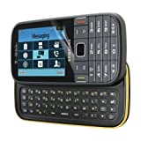 Samsung T379 'Gravity TXT' Unlocked Cell Phone - Black/Yellow. (2G: GSM 850 / 900 / 1800 / 1900 )