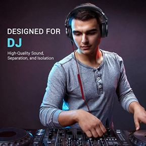 OneOdio-A71-Over-Ear-Headsets-with-Boom-Mic-PS4-Xbox-One-PC-Laptop-Wired-Stereo-Headphones-with-On-Line-Volume-Share-Port-Headsets-for-Gaming-Office-Phone-Call-DJ