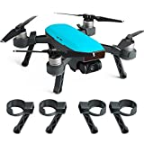 KUUQA Landing Gear Leg Height Extender Kit Protection Accessories Compatible with Spark