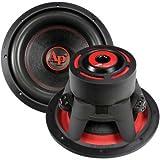 Audiopipe Dealer Line TXXBDL312 12' Dual 4 Ohm 1900 Watts Triple Stack Magnet