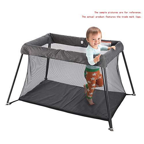 Portable Playard by UniPLAY | Lightweight Playpen & Travel Crib for Infants, Babies &...