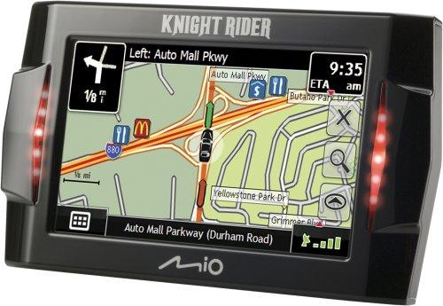Knight Rider GPS