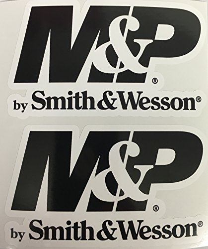 SBD Decals 2 Smith & Wesson M & P AR15 Die Cut Decal