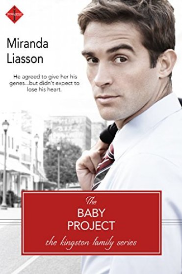 The Baby Project (The Kingston Family) by [Liasson, Miranda]