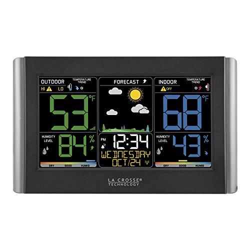 La Crosse Technology C85845-1 Color Wireless Forecast Station