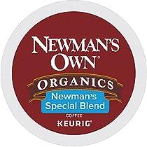 Newman's Own Organics Special Blend Keurig Single-Serve Medium R