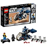 LEGO Star Wars Imperial Dropship - 20th Anniversary Edition 75262 Building Kit, New 2019 (125 Pieces)