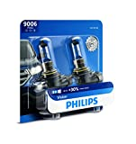Philips 9006PRB2 Vision Upgrade Headlight Bulb with up to 30% More Vision, 2 Pack