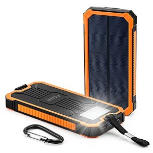 FKANT 15000mAh Solar Chargers