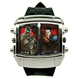 "Batman V Superman ""Friend of Foe"" Exclusive Mens Watch (BVS9064)"