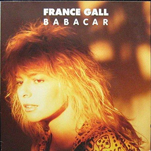 France Gall - Babacar - Apache - 248 441-0, WEA - 248 441-0 ...