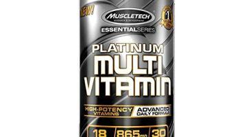 Platinum Multi Vitamin