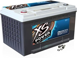 best marine AGM battery - XS Power D6500