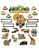 Teacher Created Resources Safari Bulletin Board (5221)