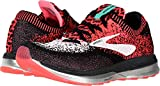 Brooks Women's Bedlam Pink/Black/White 8.5 B US
