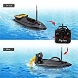 Bait Boat, Fish Finder 1.5kg Feed Delivery Loading 500m Remote Control Fishing RC Boat (A)