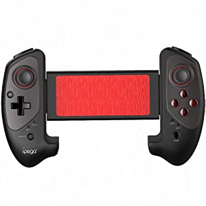 ipega PG-9083S BT Gamepad Inalámbrico Retráctil Control de Juego para Android Smartphone Tableta Win7 Win8 Win10 PC