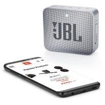 JBL-Go2-Waterproof-Ultra-Portable-Bluetooth-Speaker-Gray